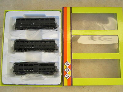 SDS BCW cattle wagons