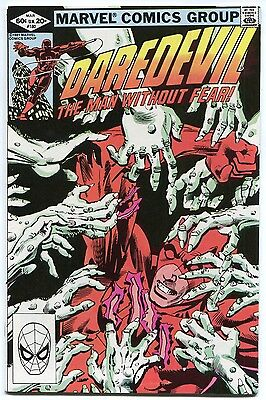 Daredevil #180 | VF+ 1982 - Art by Frank Miller