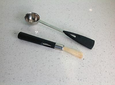Starbucks 2 Tablespoon Spoon And Brush