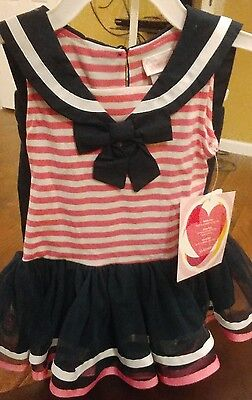 NWT summer Toddler outfit girls 2 piece set new