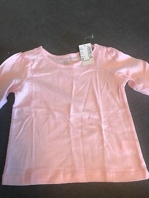NWT Pink 2T Long Sleeve Shirt