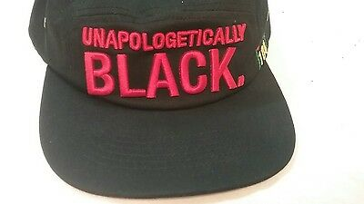 Unapologetically Black BYP100  Baseball Cap (E)