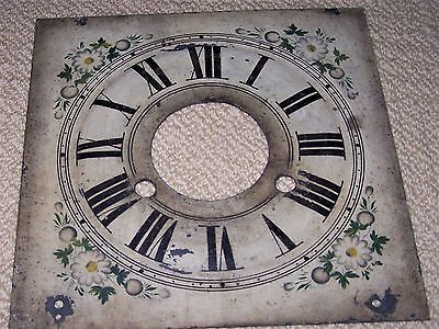 Early Antique Clock Face