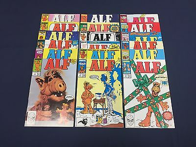 Alf #1-50 + Annuals, More : 56 Issues : Complete Series : Marvel 1988