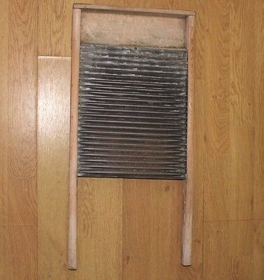 Wash board Scrubbing Laundry vintage Shabbby country chic Instrument 1
