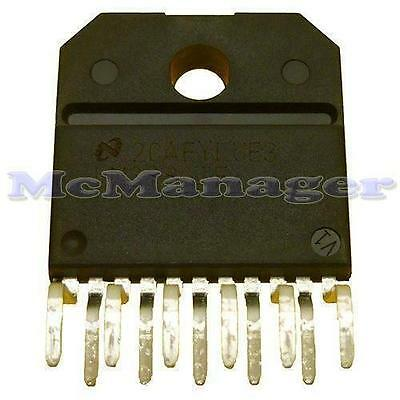 LM3886 LM3886TF NSC AF High Performance  Audio Power Amplifier IC 68W