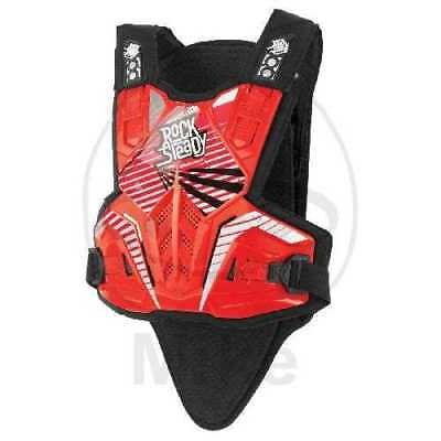 POLISPORT CHEST ARMOUR Rocksteady Fusion Red