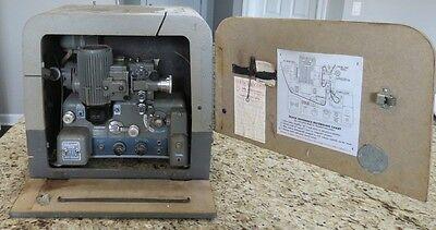 Vintage Bell & Howell Filmosound Film Projector Model 202 for Collectors