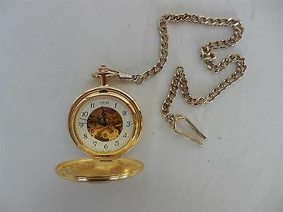 PRIM Kapesni Hodinky Pocket Watch Serviced