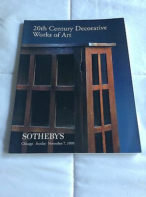 Sotheby's 20Th Century Decorative Works Of Art