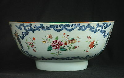 Antique Chinese Export Porcelain Bowl