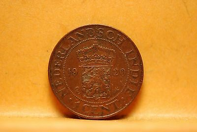 Netherlands East Indies, 1920 Cent, Very Fine, No Reserve,                   831