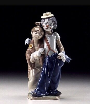 Lladro 07686 Pals Forever Decorative Collectable Figurine New