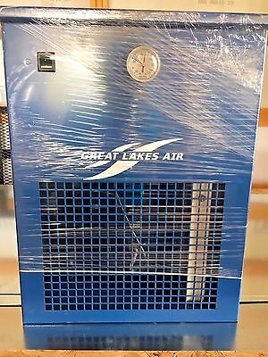 Great Lakes Air Refrigerated Air Dryer ERF-25A-116