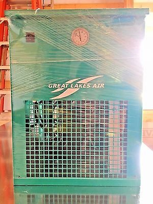 Great Lakes Air Refrigerated Air Dryer ERF-40A-116