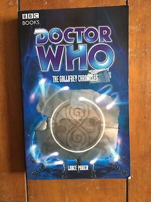 Doctor Who: the Gallifrey Chronicles: Gallifrey Chronicles by Lance Parkin (Pap…