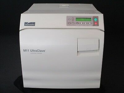 Refurbished New-Style Midmark M11 Dental Autoclave Sterilizer w/ 1 Year Warranty