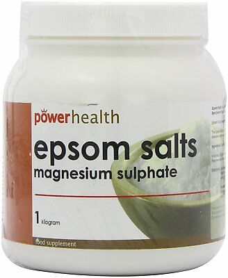 Power 1Kg Health Epsom Salts