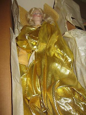 Original Galadriel collector doll from Franklin Mint