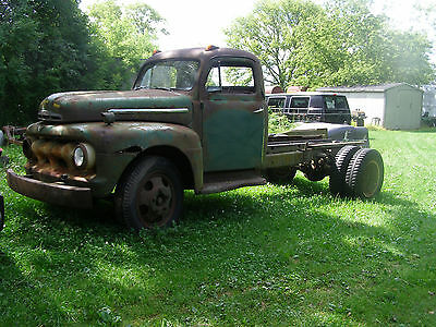 1951 Ford Other Pickups  1951 Ford F-600 truck for restoration
