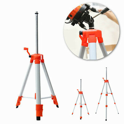 1.2M Adjustable Universal Aluminum Tripod Stand Extension For Laser Air Level US