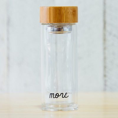 NEW MoreTea Tea Bottle Coffee Tea Accessories