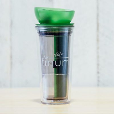 NEW Finum Chill Out Traveller Tumbler Coffee Tea Accessories