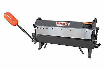 KAKA Industrial W1.5x610z 24 Inches Sheet Metal Brake Pan and box Brake