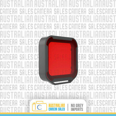 Polar Pro Red Filter for GoPro Hero 5 Black Edition Super Suit Housing