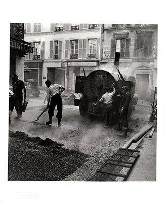 LOUIS STETTNER rue Clauzel Paris 50's Signed & dated 10/12 Also with signed book
