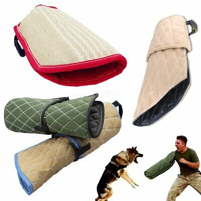 Dog Bite Sleeves Arm Protection Suits Training Young Shepherd Malinois Supplies