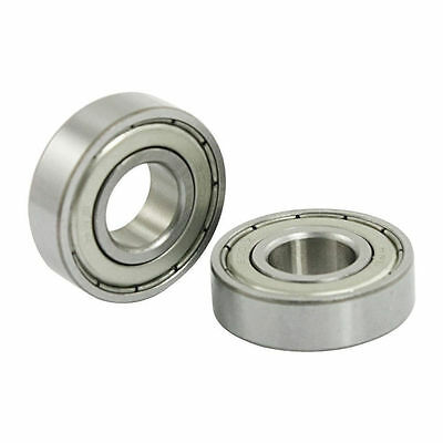 x2 6001Z Shielded Deep Groove Radial Ball Bearing