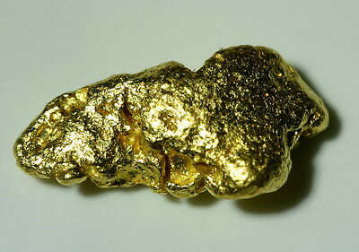 Gold Nugget 0.93 Grams (Australian Natural)
