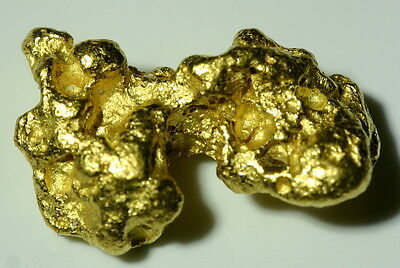 Gold Nugget 1.69 Grams (Australian Natural)