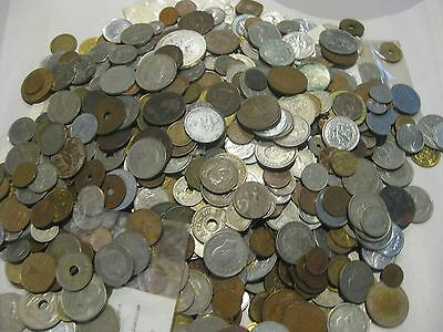 Coins 4.8Kg World Collection