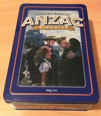 "Limited Edition Anzac Tin ""The Return"" Australian Edition"