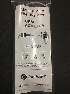 3887A  Alaris Tri-Site Thermometer