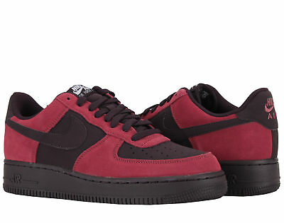 promo code 1f99a 7793a Nike Air Force 1 Port Wine/White-Black Men's Basketball Shoes 820266-605