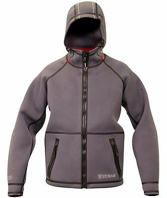 "Stormr Typhoon Jacket with free Stormr Dry Bag.  SIZE 2XL (45"" to 47"" chest)"