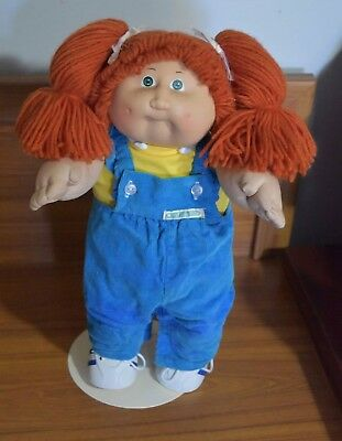 Coleco Girl With Freckles (Cabbage Patch)