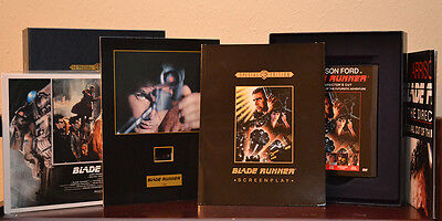 """BLADE RUNNER"" (Harrison Ford - Star Wars) édition spéciale DVD Coffret - NEUF"