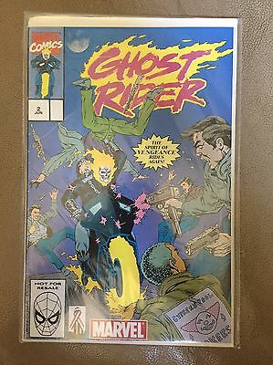 GHOST RIDER 2 2nd PRINT GIVEAWAY PROMO VARIANT RARE