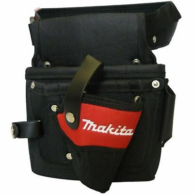 Makita Drill Holster Pouch Set with Quick Release Belt