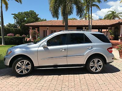 2010 Mercedes-Benz M-Class Full Appearance Package 2010 Mercedes Benz ML 350 4Matic ONLY 61K Miles Excellent Cond.