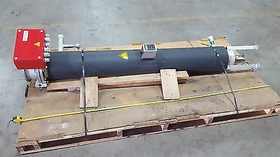 Heatsystem 12172 Electric Tank water Heater 180  Flange Mount Stainless CAN SHIP
