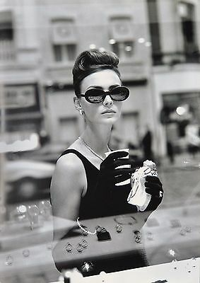Marc Lagrange Original XXML Photo Print 50x70 Breakfast at Tiffany's 1995 Cougar