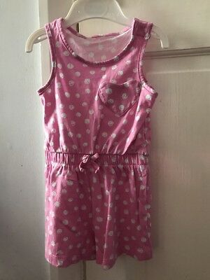 Girls Shorts Playsuit 12-18 Months