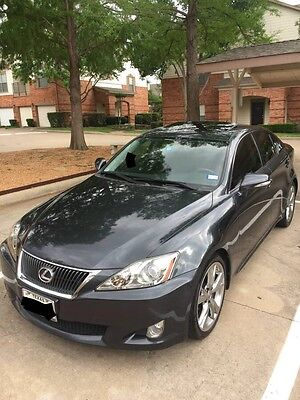 2010 Lexus IS Base RWD (Auto) Sedan 2010 LEXUS IS 250 ***Dealership Maintained***