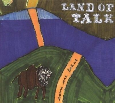 Land Of Talk - Some Are Lakes  Cd New+