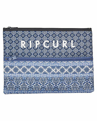 New Rip Curl Double Neo Mixed Up Pencil Case Neoprene Gifts
